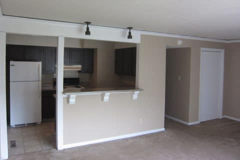 Kitchen Bar Island